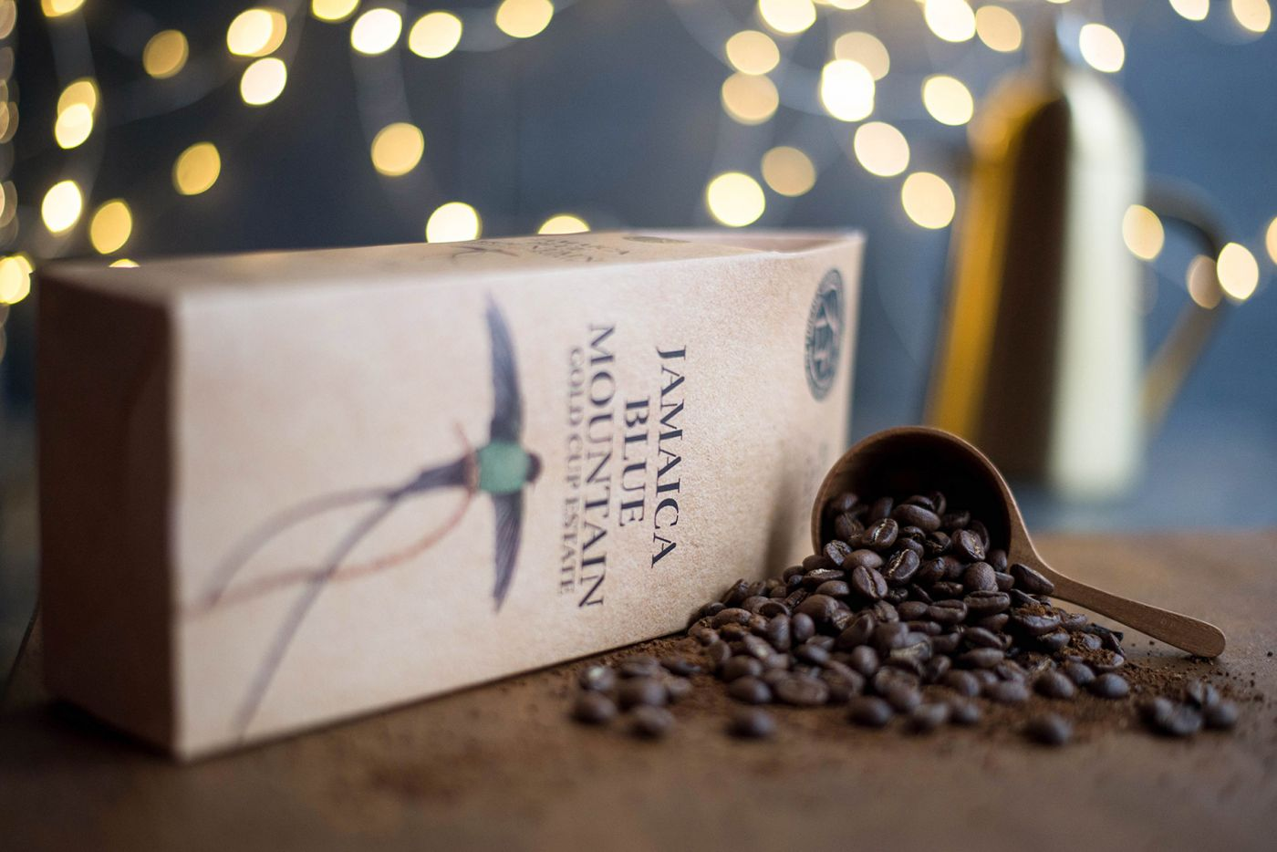 Jamaican Blue Mountain Gold Cup Coffee