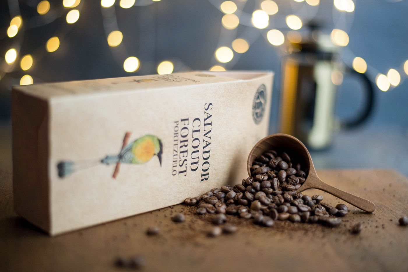 Salvador Cloud Forest Coffee