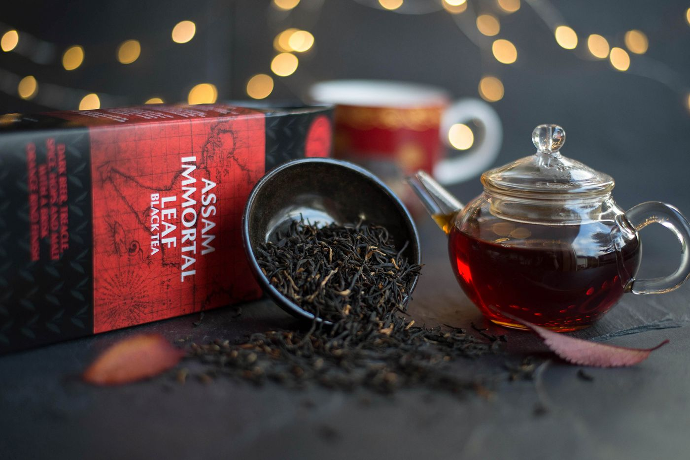 Assam Immortal Leaf Black Tea