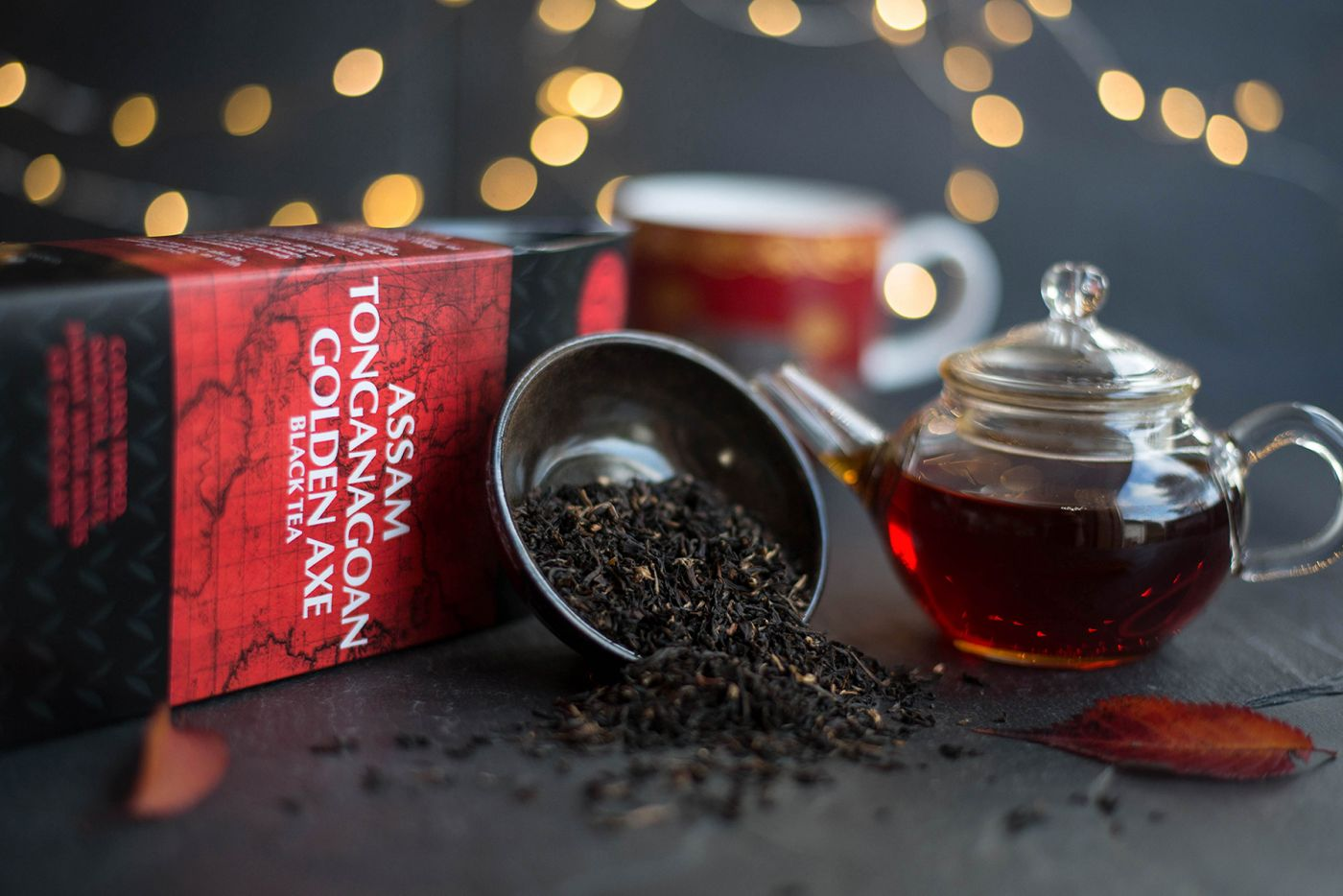 Assam Tonganagoan Golden Axe Black Tea