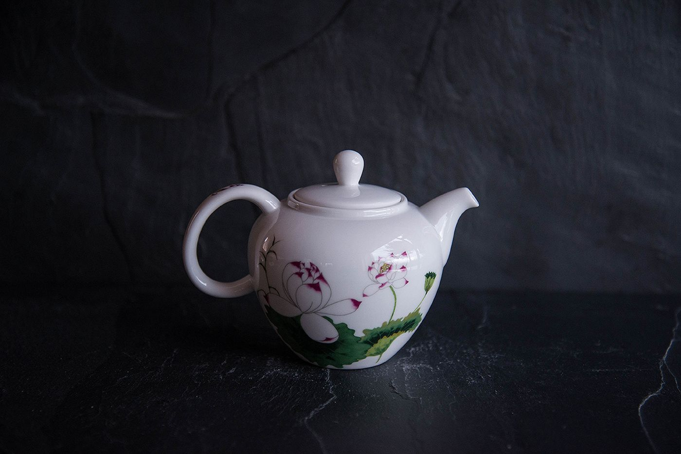 Lotus One Cup Teapot