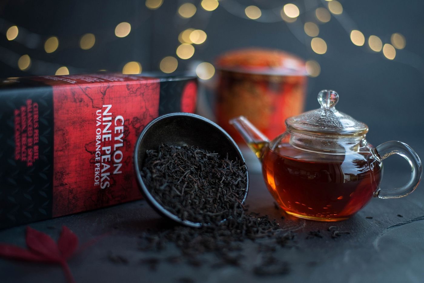 Ceylon Nine Peaks Orange Pekoe Black Tea