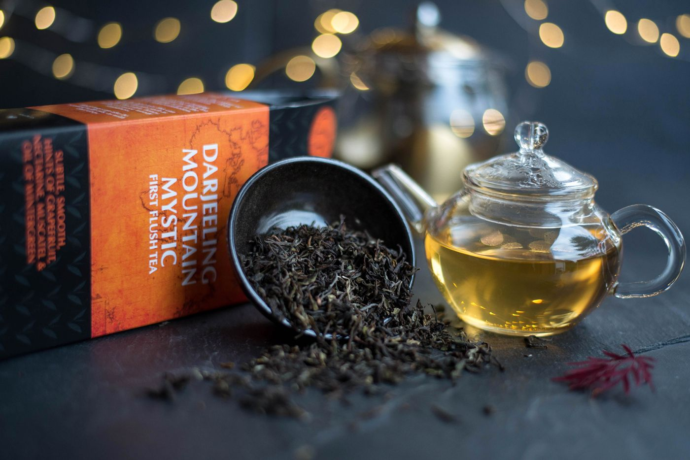 Darjeeling Mountain Mystic First Flush Tea