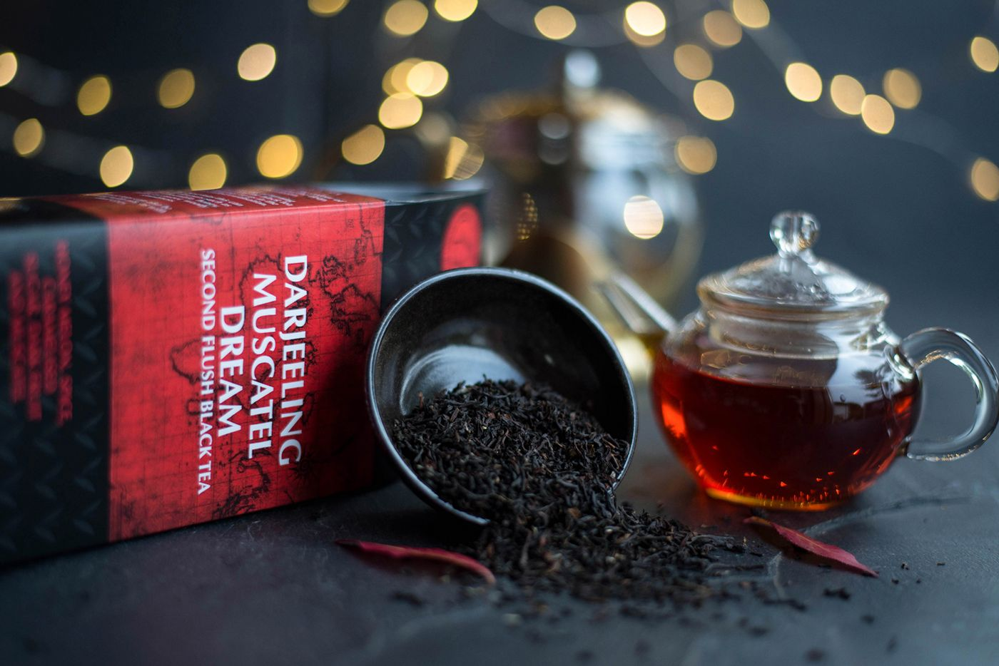 Darjeeling Muscatel Dream Second Flush Black Tea