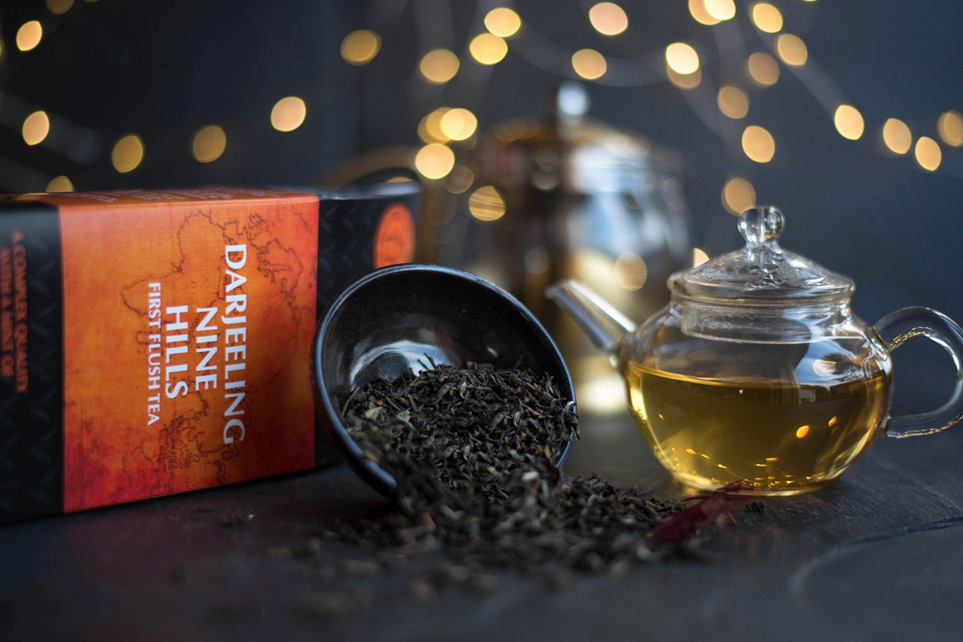Darjeeling Nine Hills First Flush Tea