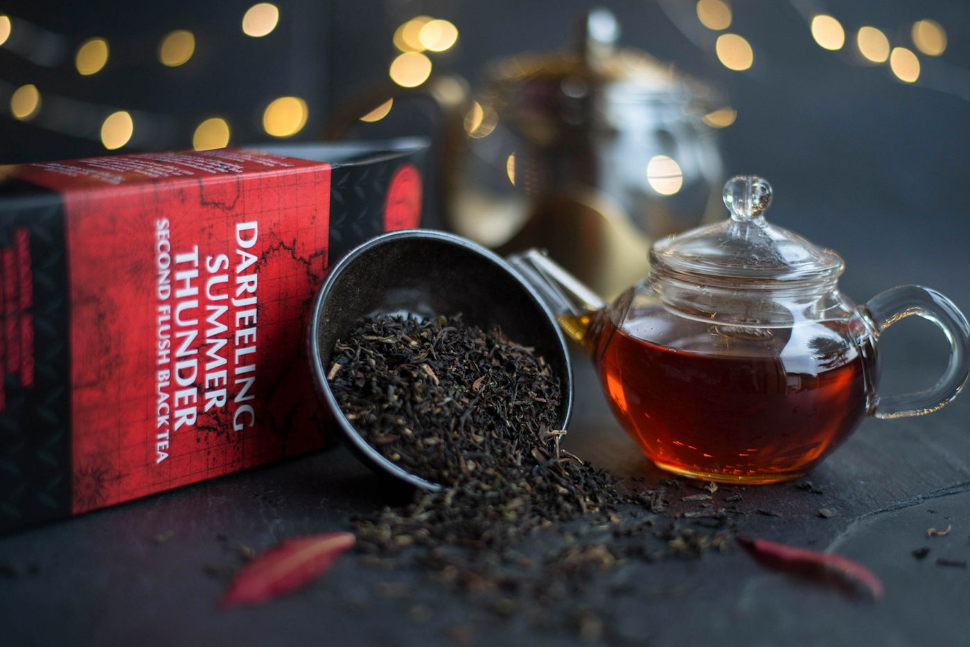 Darjeeling Summer Thunder Second Flush Black Tea