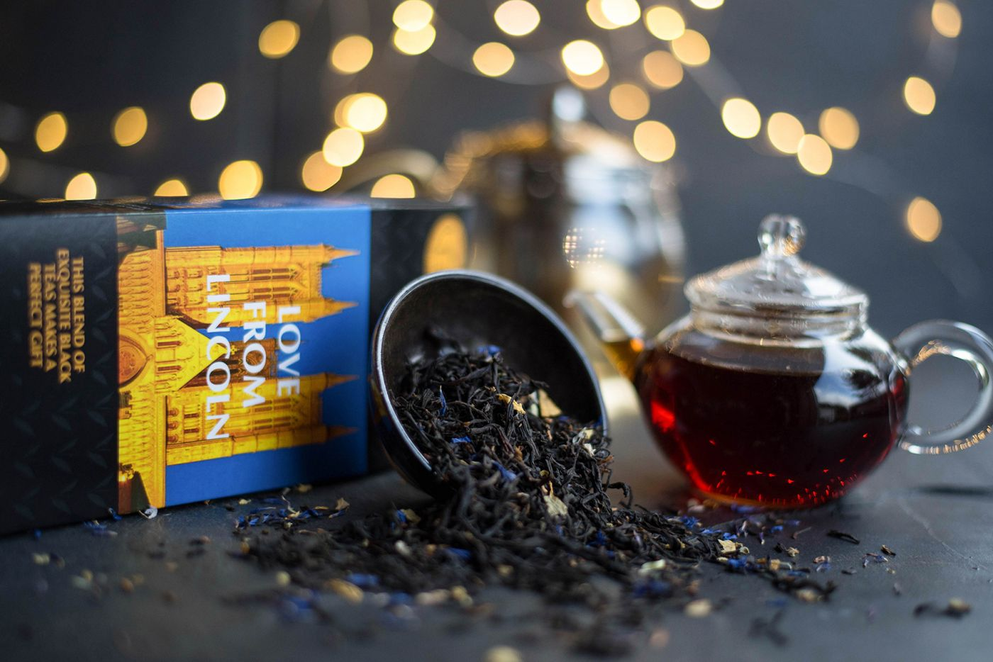 Love from Lincoln Black Tea