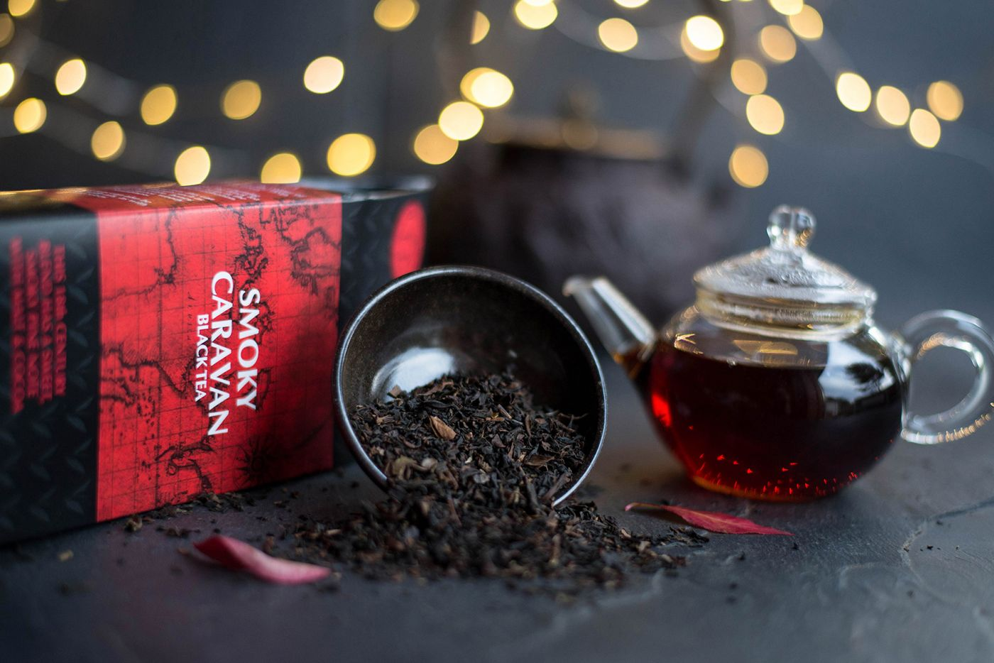 Smoky Caravan Black Tea