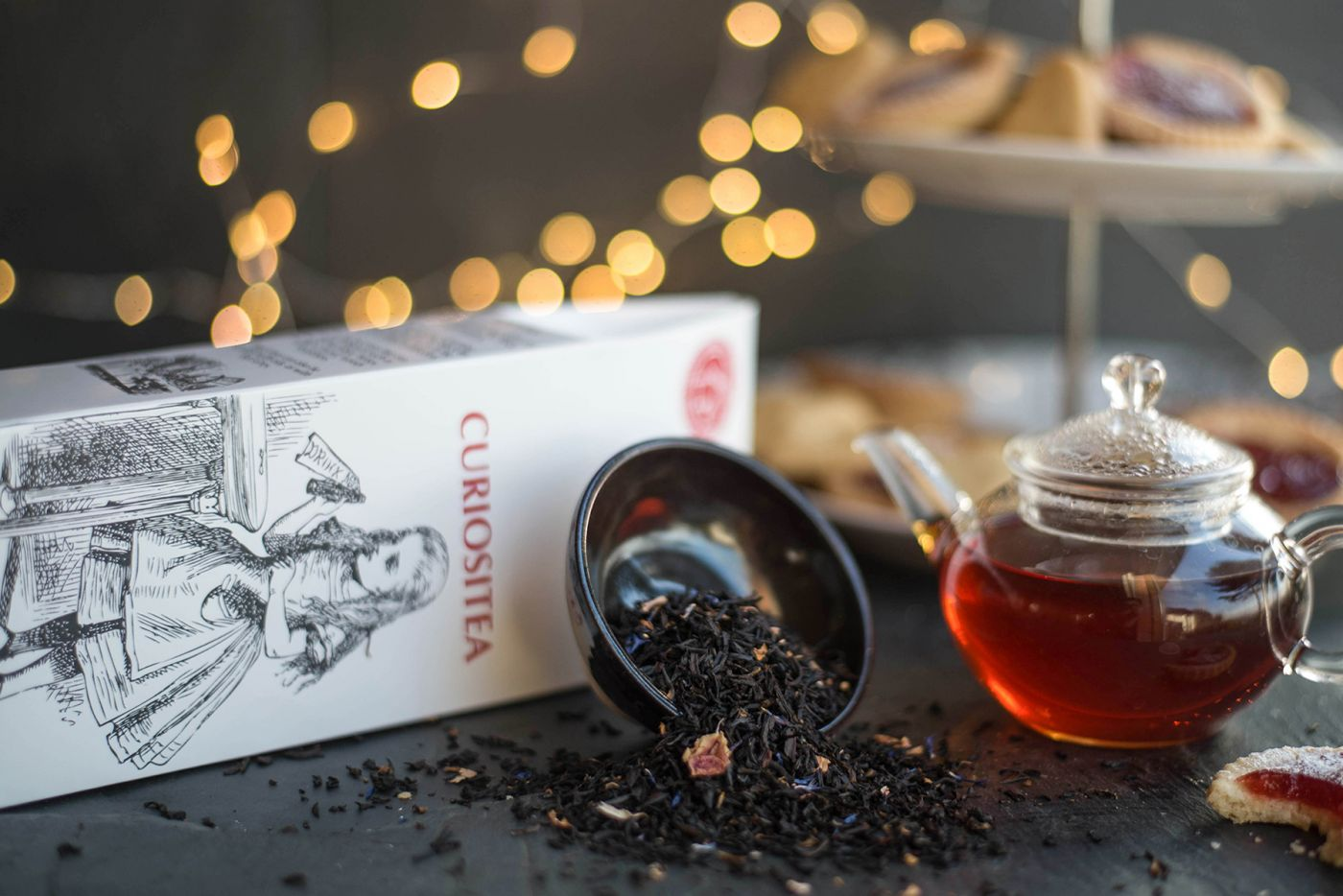 Curiositea Flavoured Black Tea