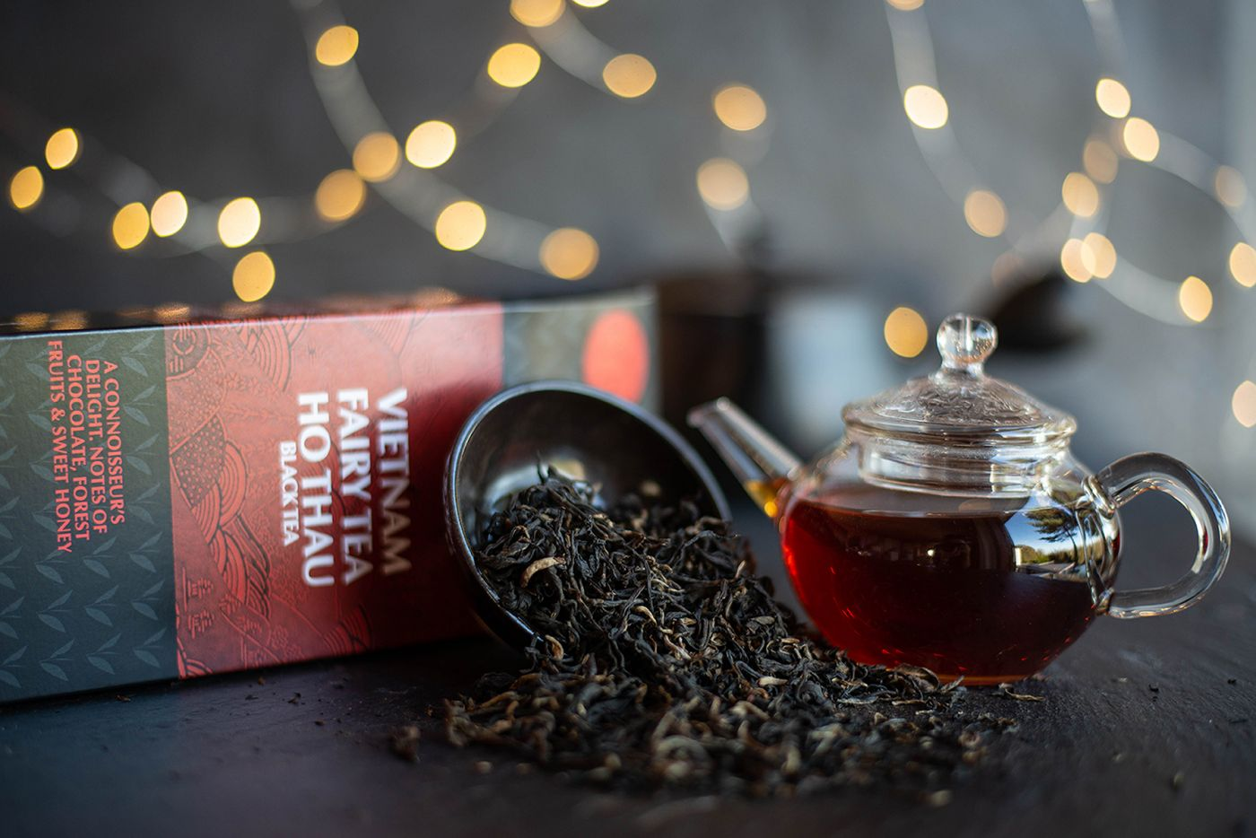 Vietnam Fairy Black Tea