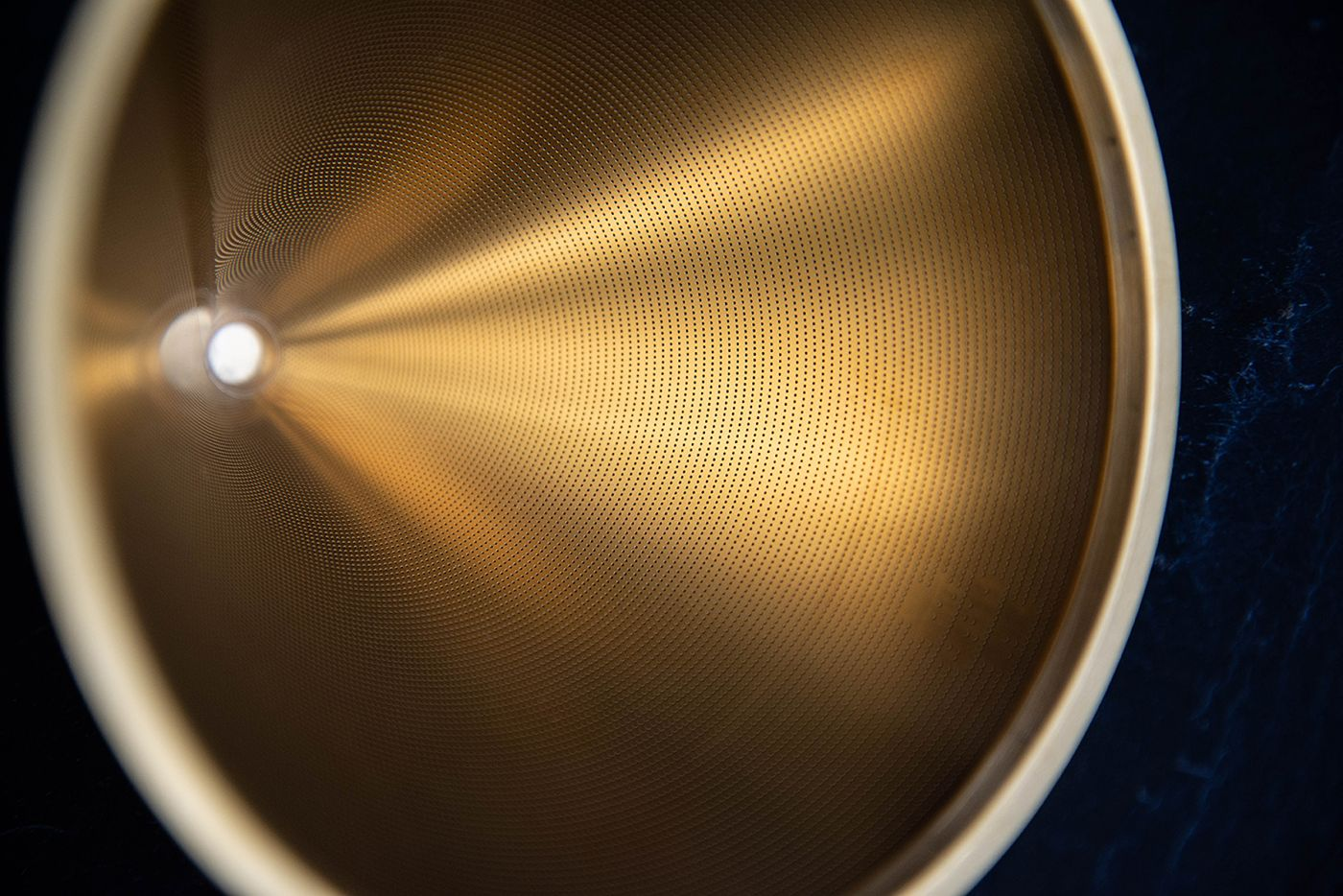 Kinto Brass Slow Coffee Brewer Set
