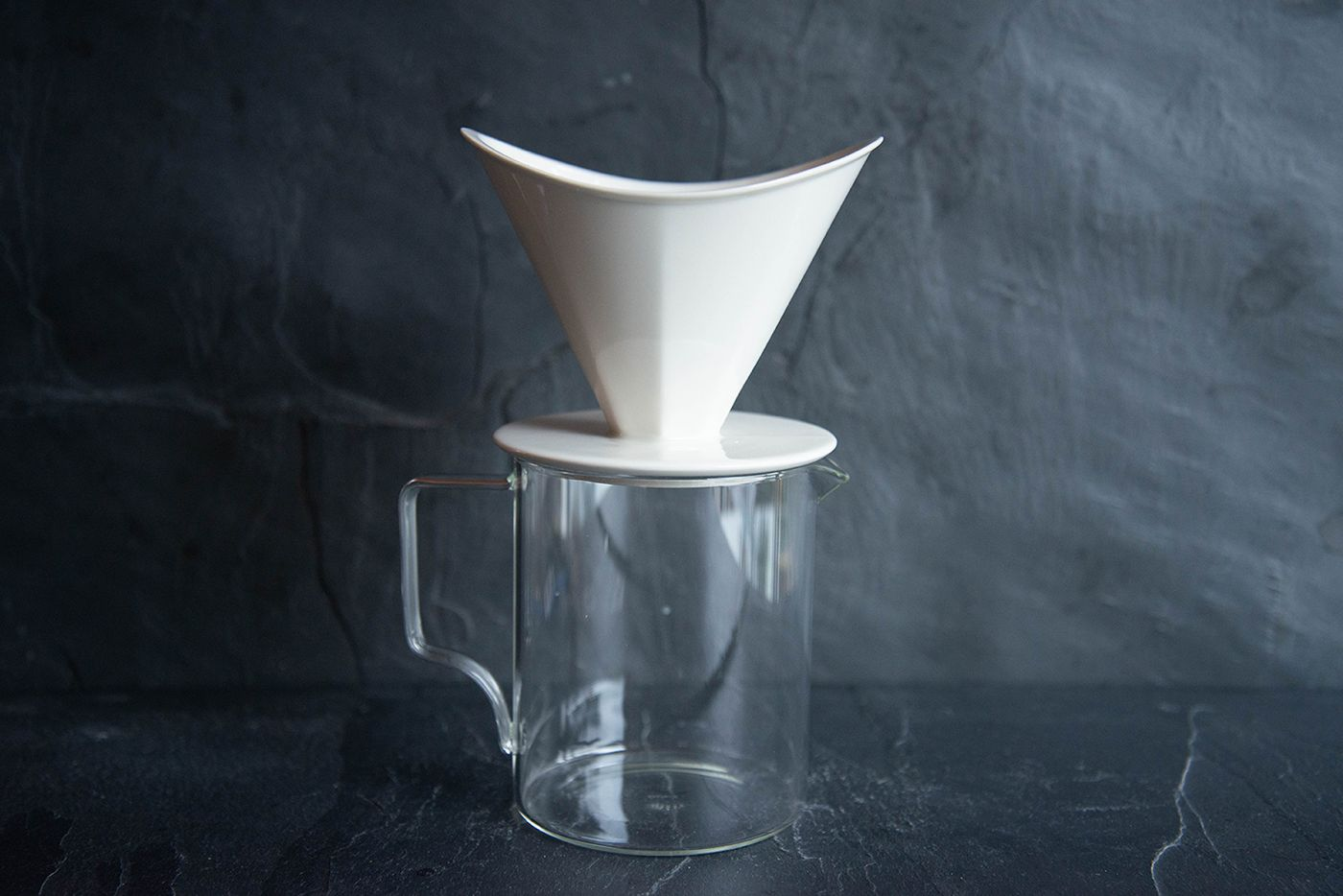 OCT Glass Coffee Jug 4 Cups