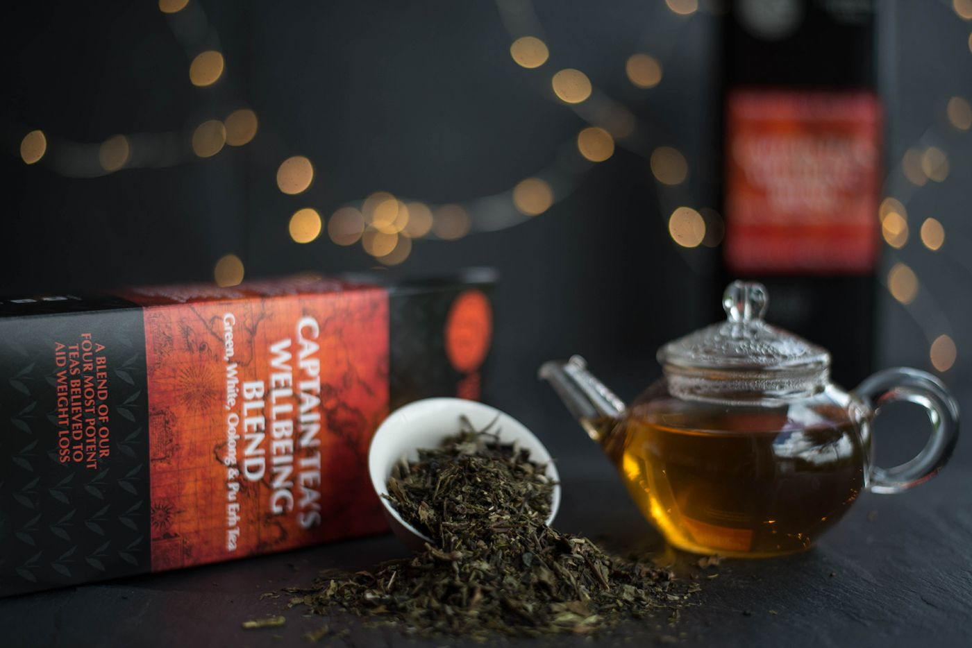 Captain Tea's Well-Being Blend