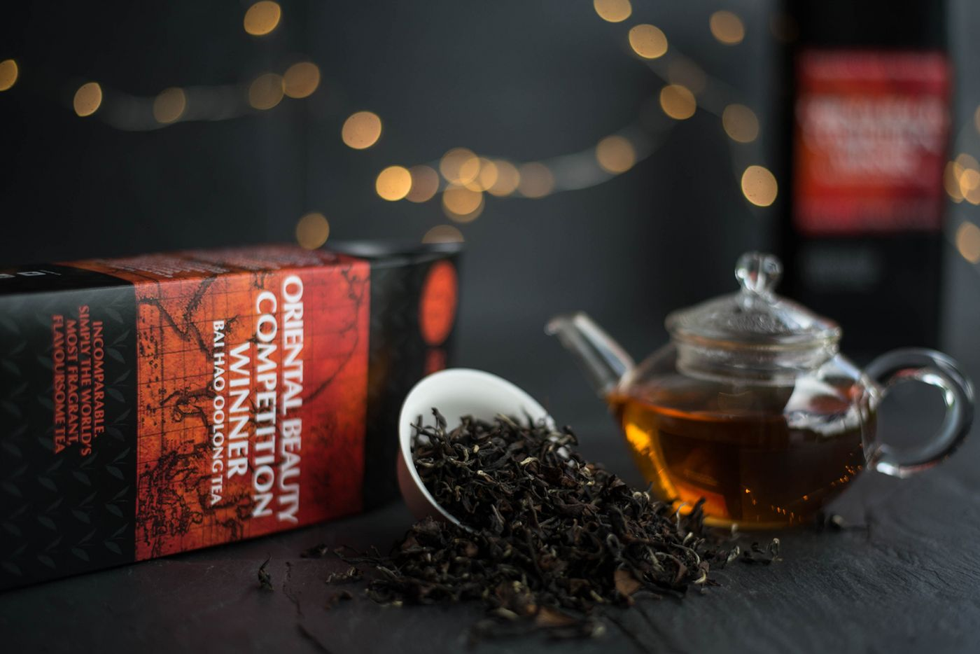 Oriental Beauty Competition Winner Oolong Tea