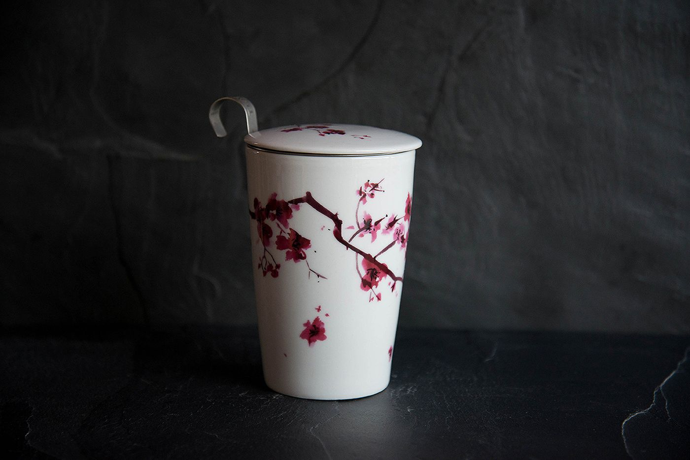 Cherry Thermal Infuser Cup