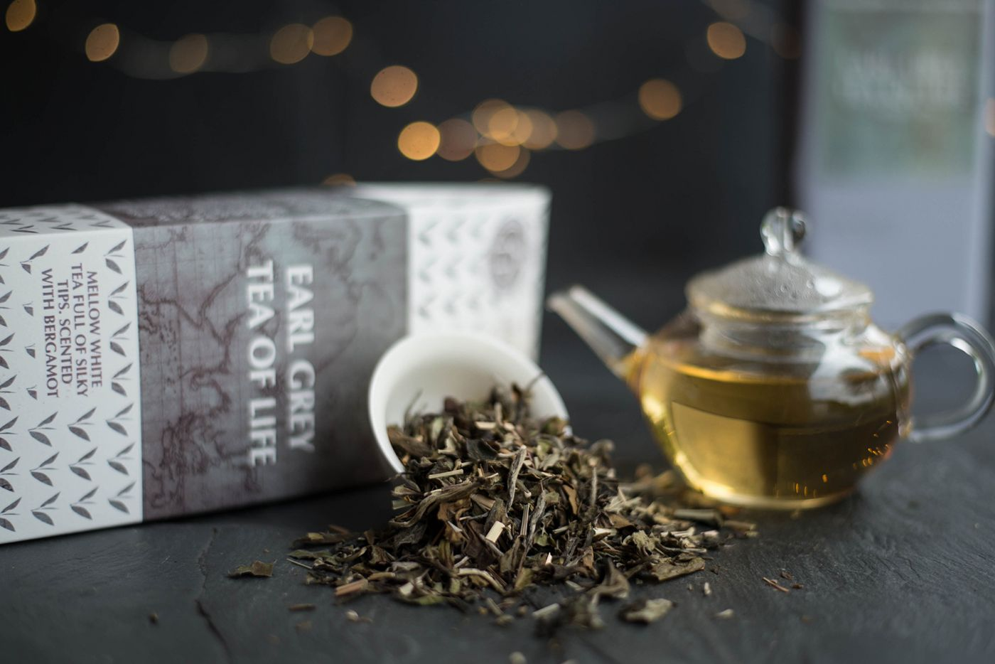 Earl Grey Tea of Life White Tea