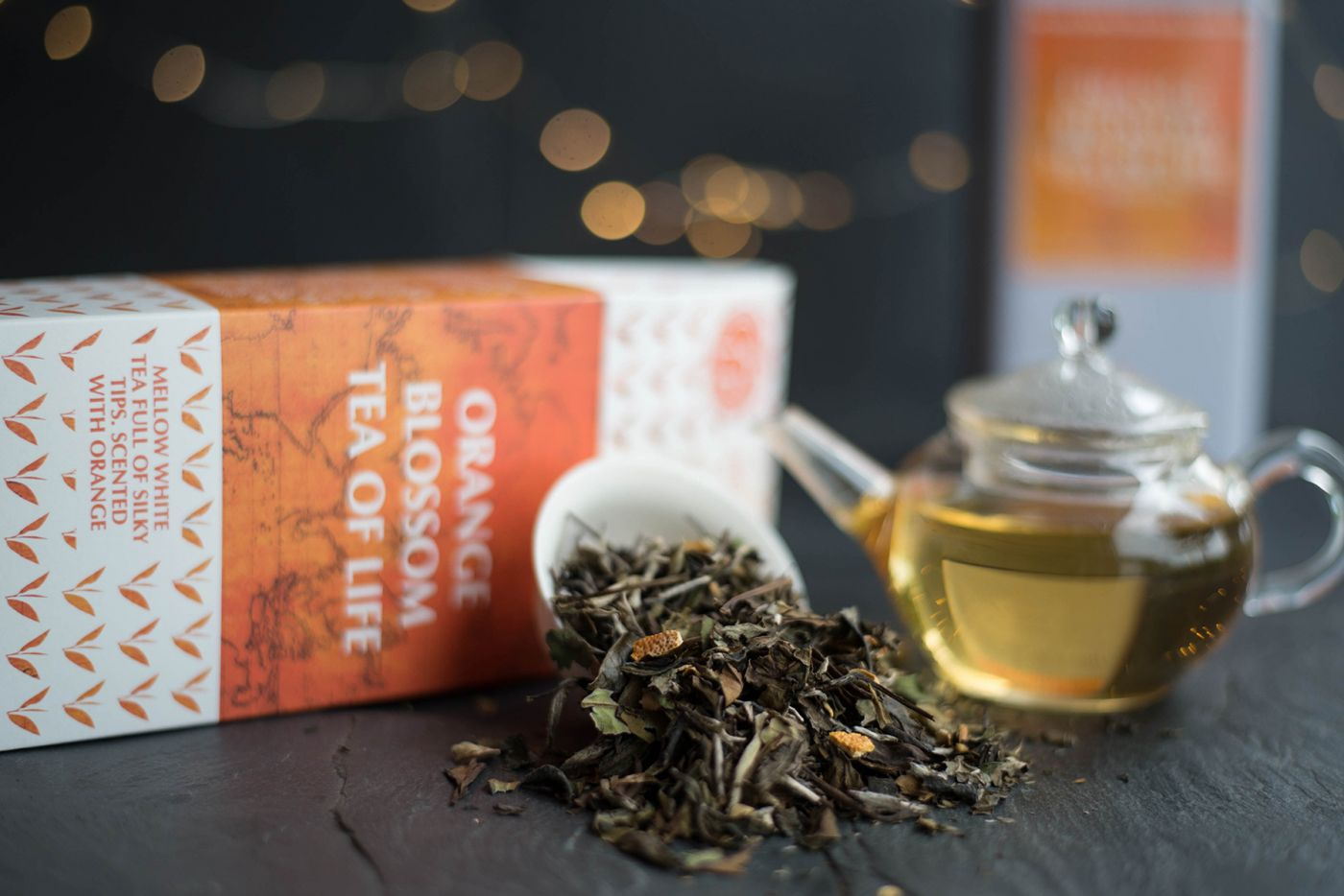 Orange Blossom Tea of Life White Tea