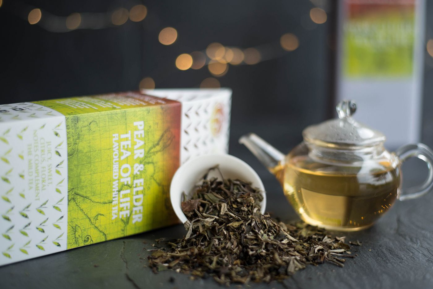 Pear & Elder Tea of Life White Tea