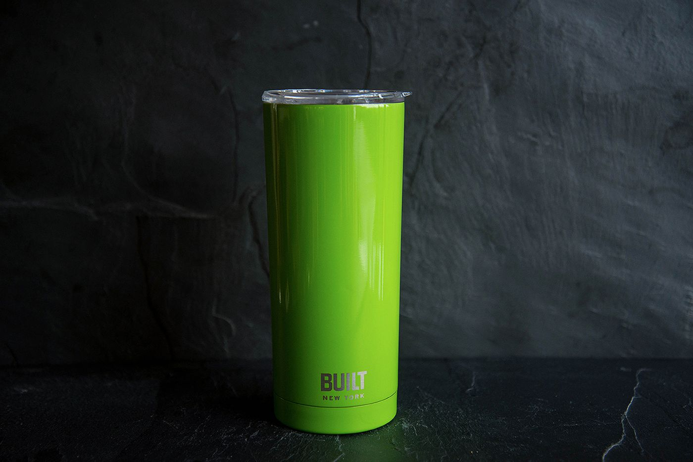 Built Green Thermos Travel Mug