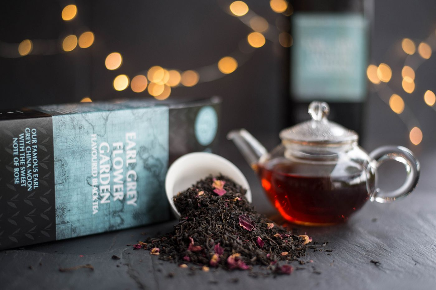 Earl Grey Flower Garden Tea