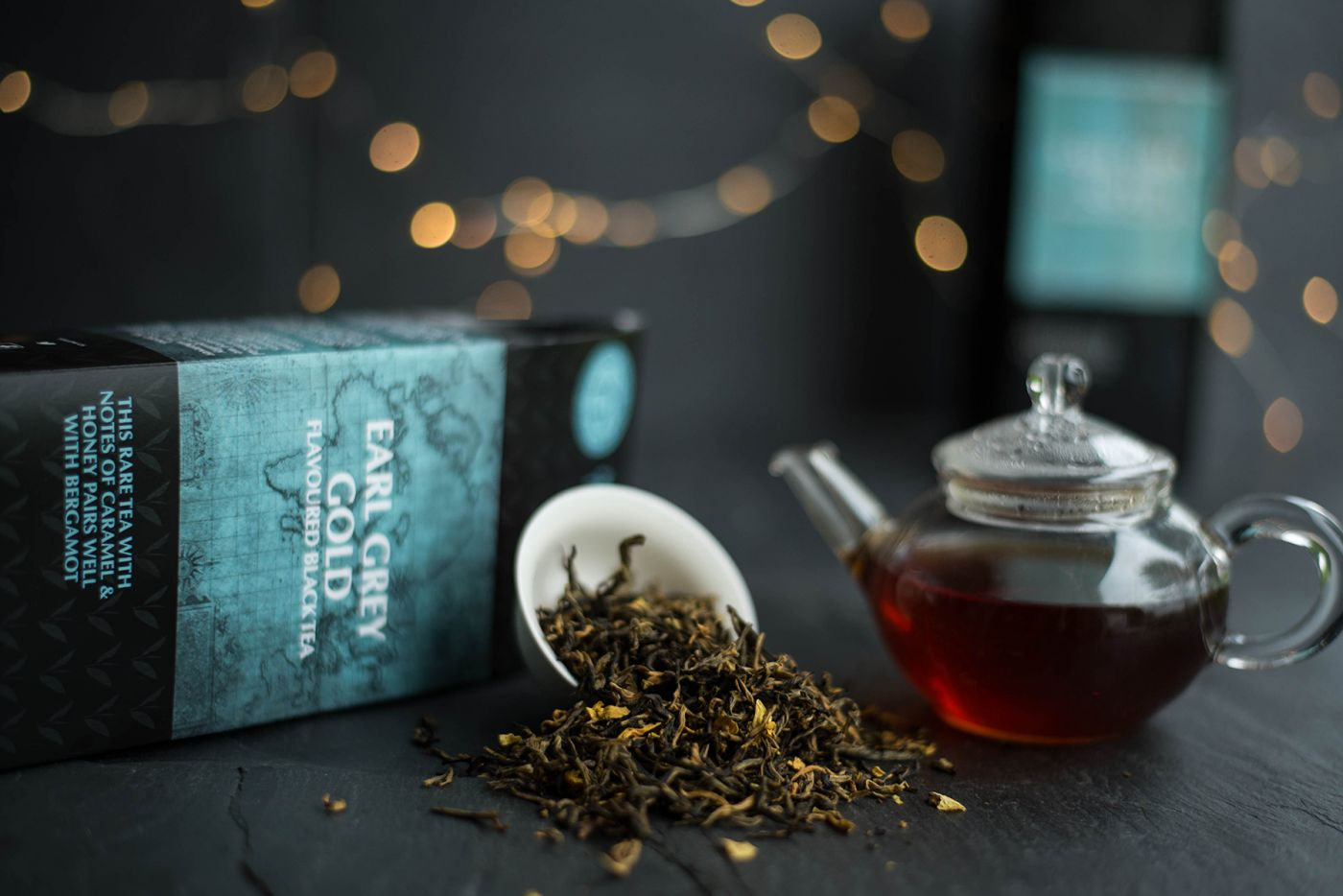 Earl Grey Gold Tea