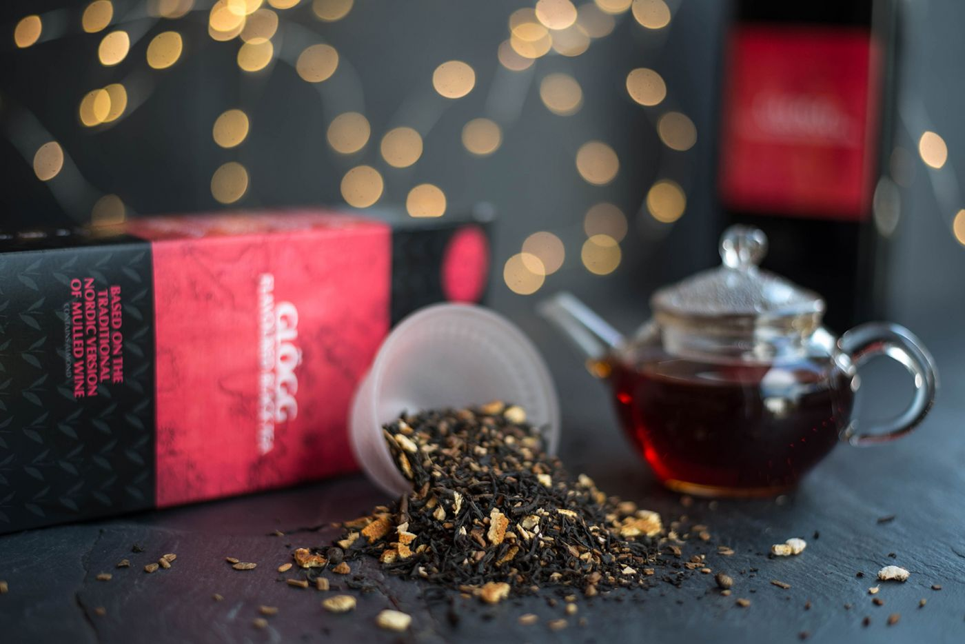 Glogg Flavoured Black Tea