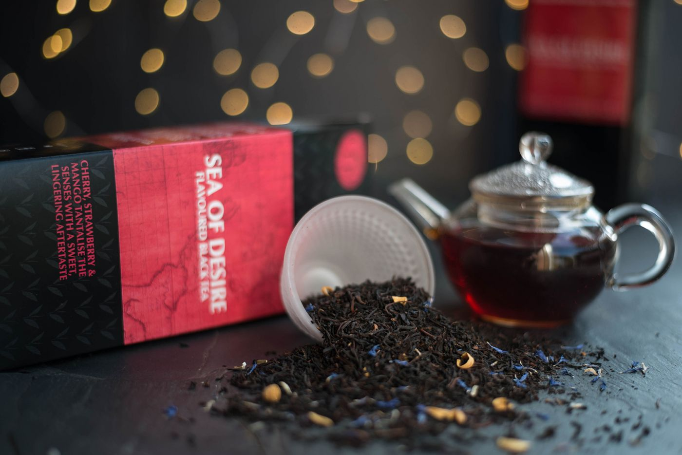 Sea of Desire Flavoured Black Tea
