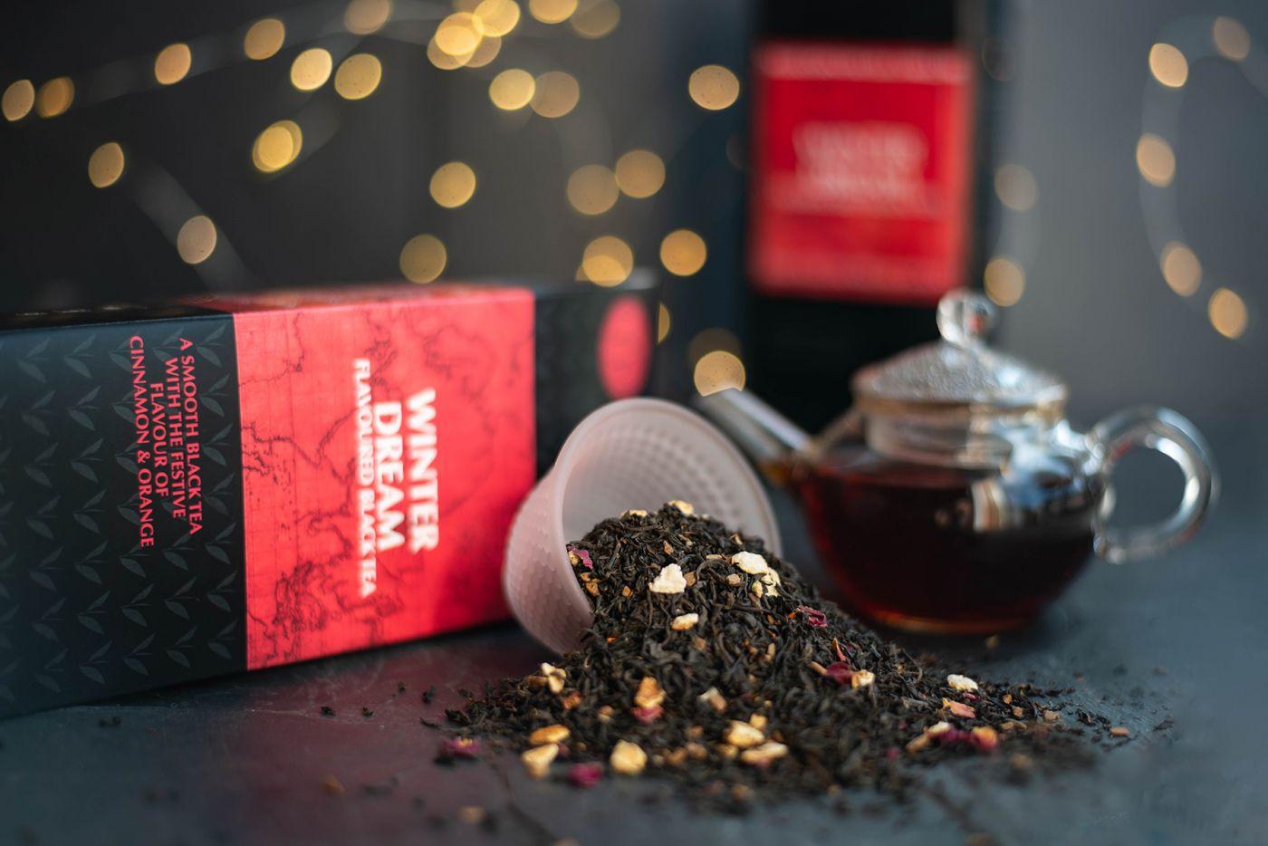 Winter Dream Flavoured Black Tea