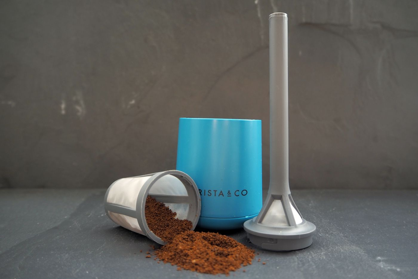 Brew It Teal Coffee and Tea Infuser
