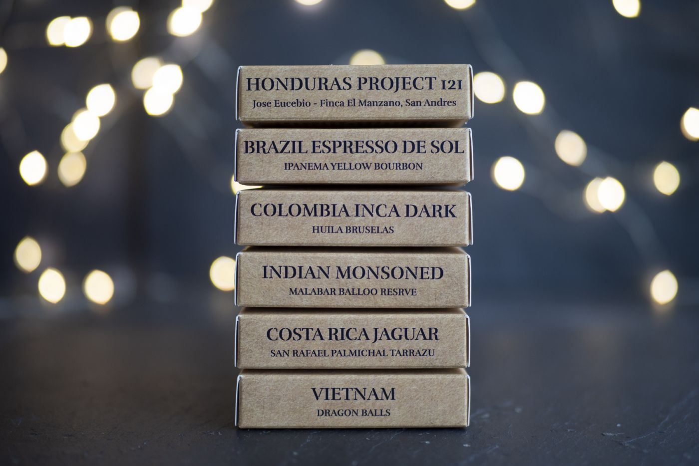 Six of the Best Coffee Selection Pack