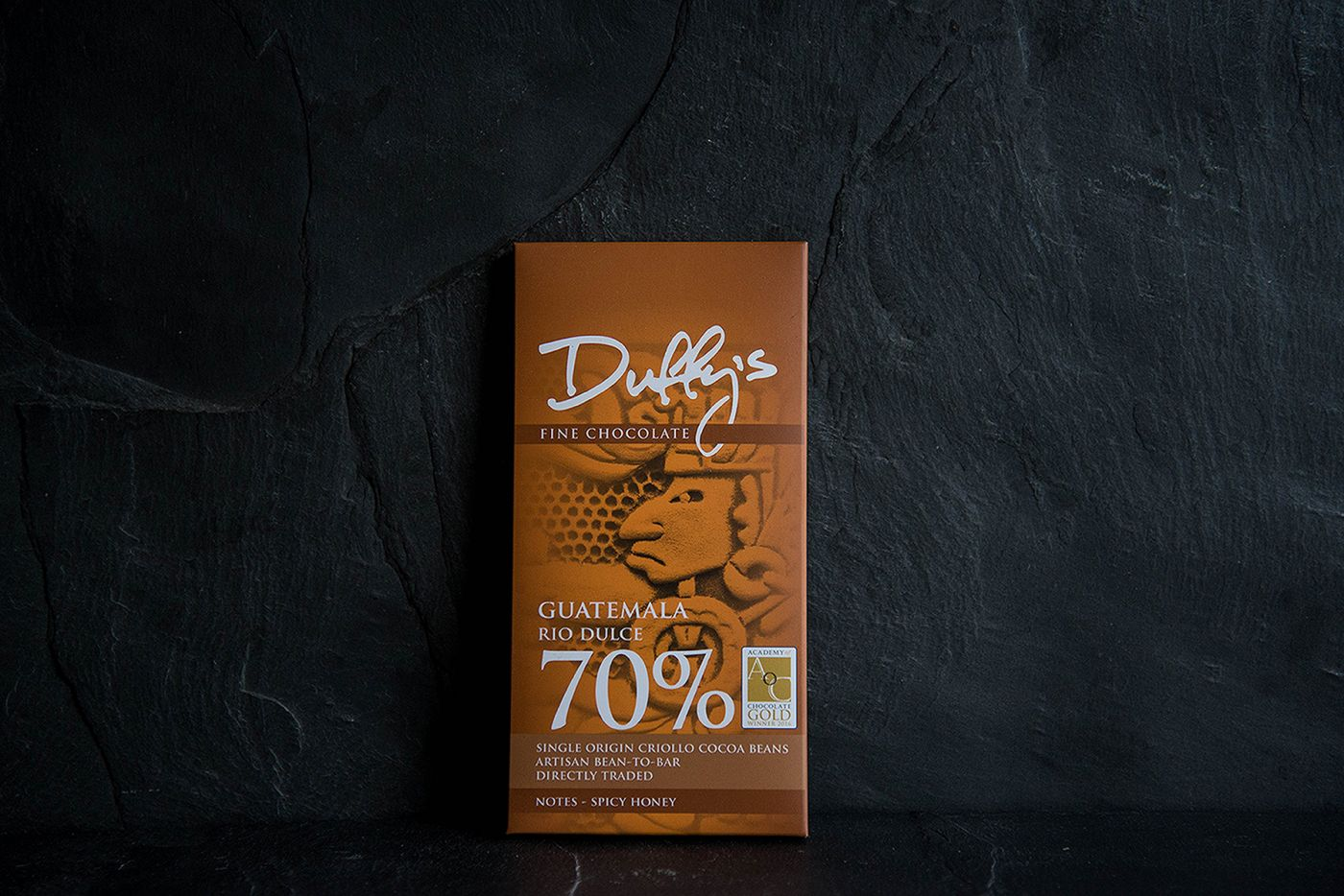 Guatemala Rio Dulce 70% Dark Chocolate Bar