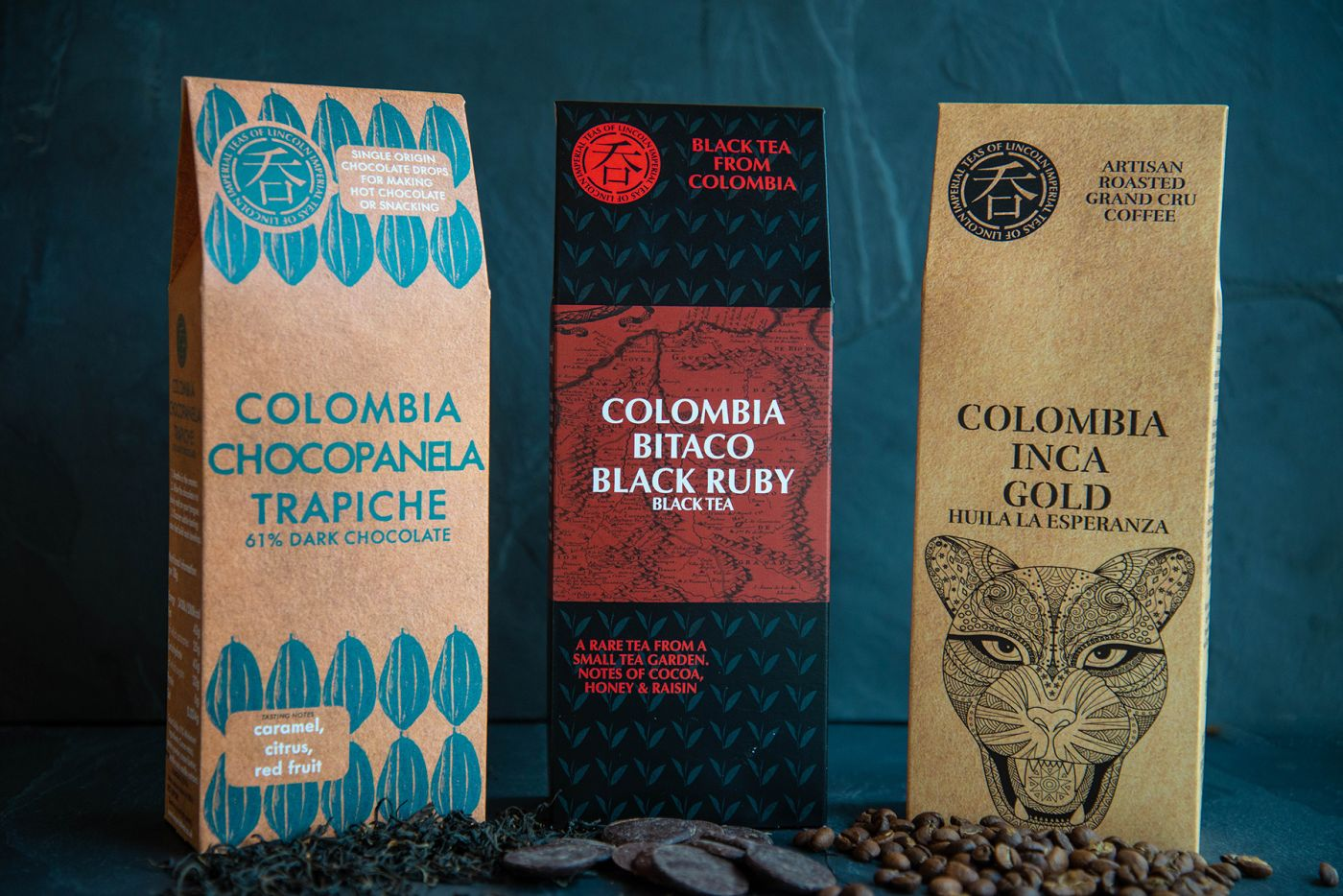 Holy Trinity Selection 4 Colombia Dark Trio
