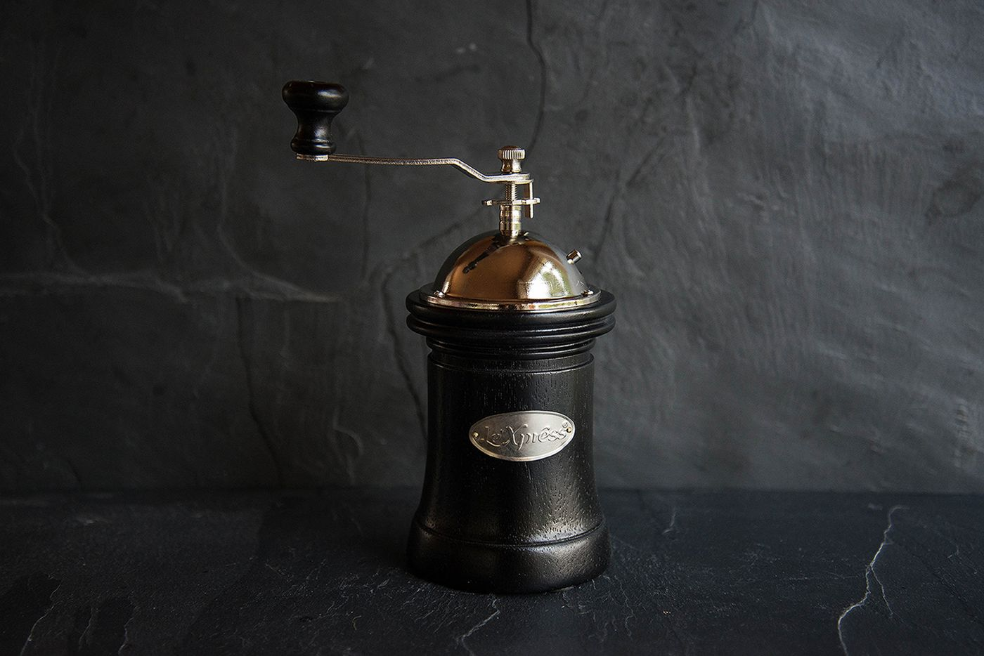 Le 'Xpress Hand Coffee Mill