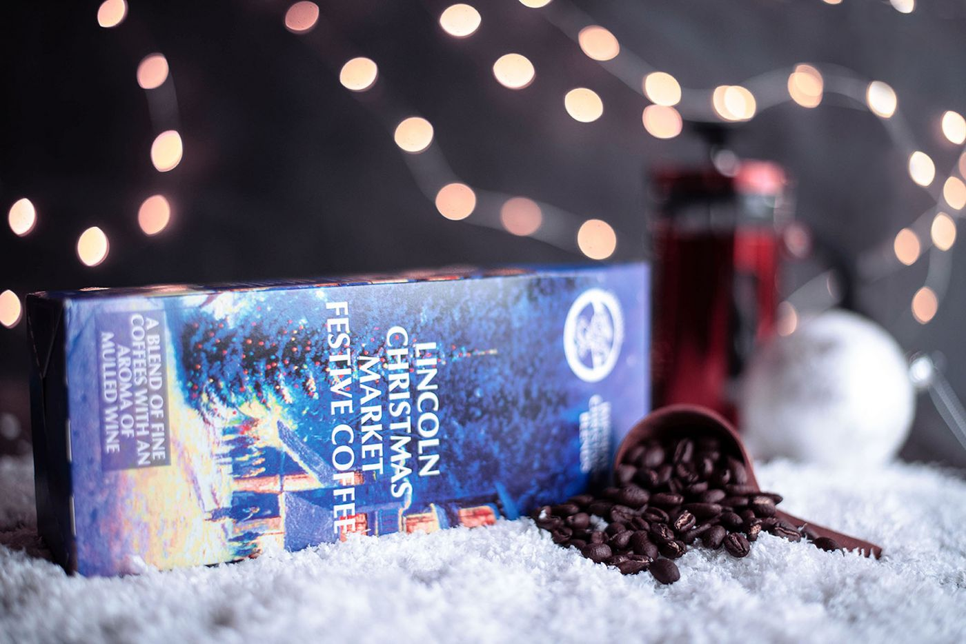 Lincoln Christmas Market Festive Coffee - 2 for £11