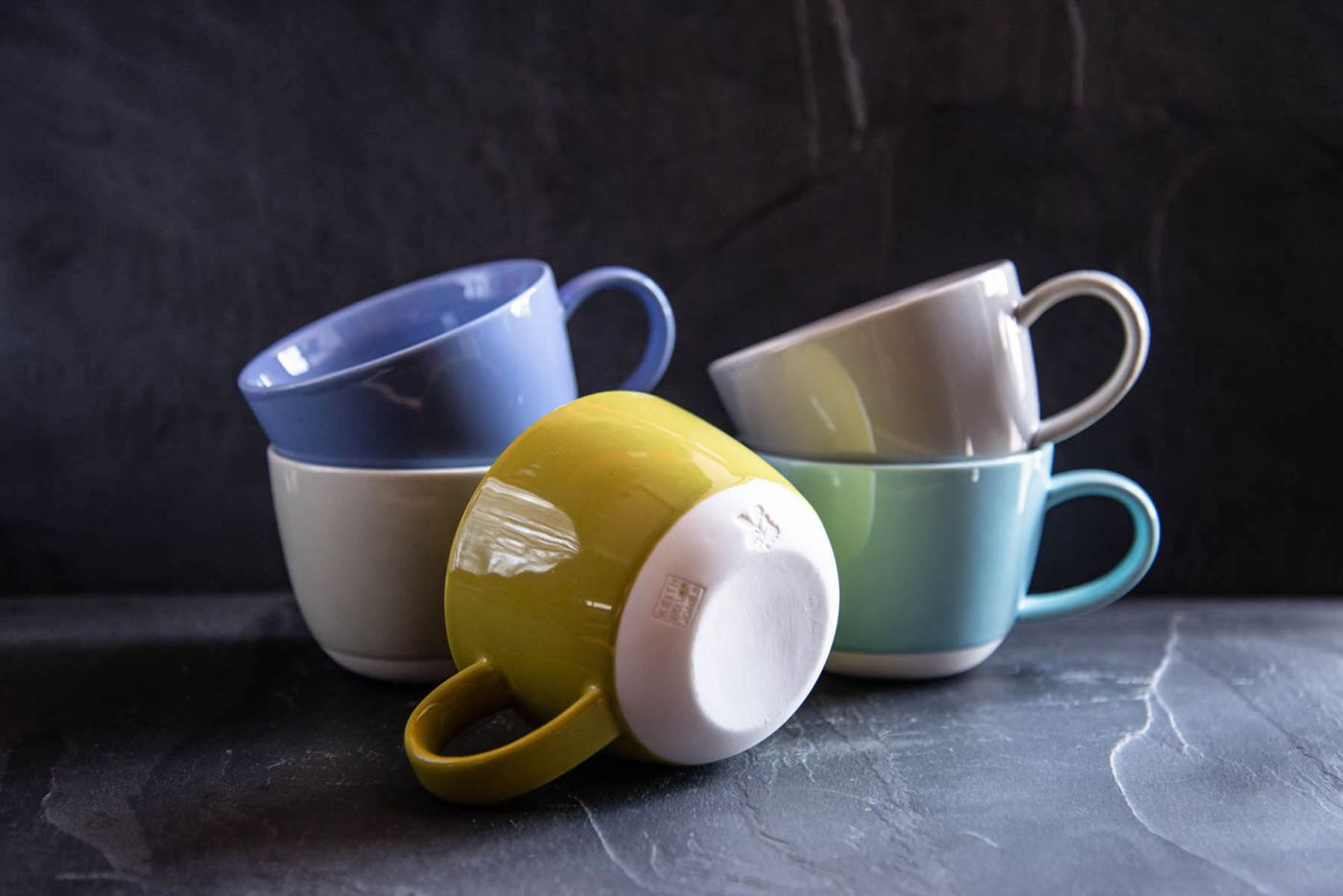 Cobalt Blue National Trust Mug