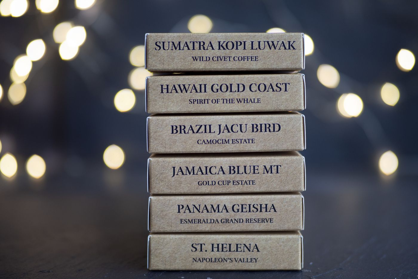 Rare Coffee World Tour 6 Pack