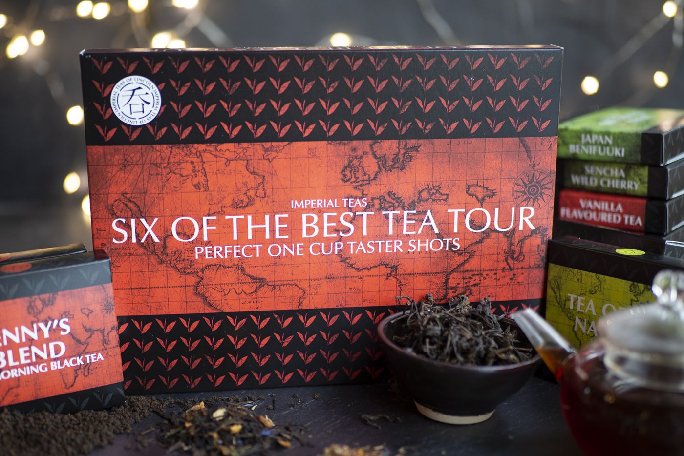 Six of the Best Tea Selection Pack