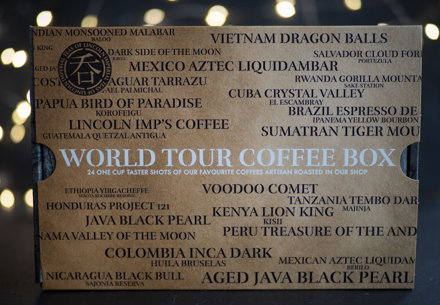 World Tour of Coffee 24 Pack
